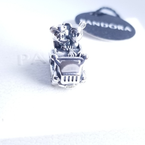 Pandora Jewelry - Pandora Disney Minnie Mouse & Mickey Mouse Car